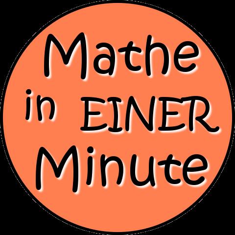 Mathe in einer Minute
